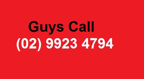 sydney guys call